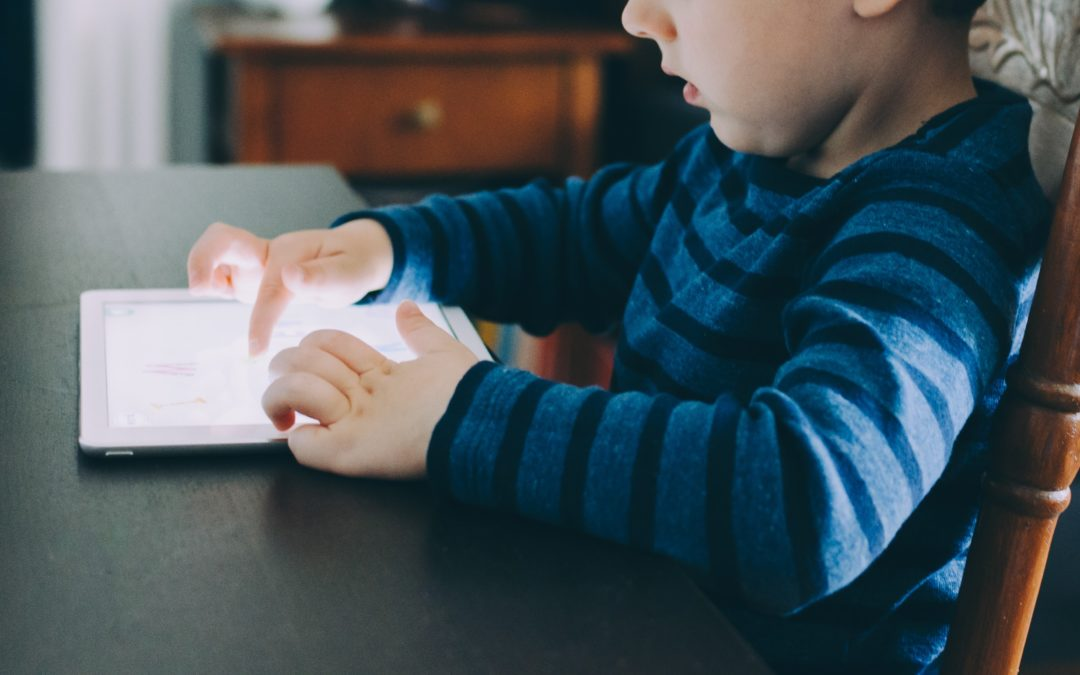 How to protect children when using devices